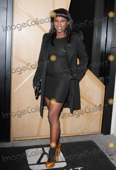 Kelle Bryan Photo - London UK Kelle Bryan at Nick Edes Birthday Party at DSTRKT Restaurant Rupert Street 2nd May 2012Keith MayhewLandmark Media