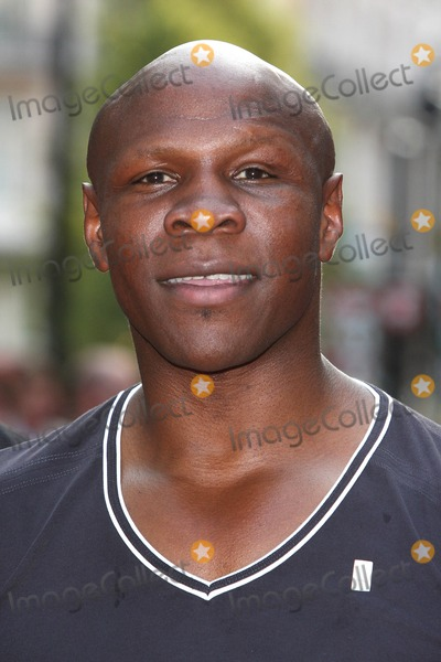 Chris Eubanks Photo - London UK  Chris Eubank at the premiere of the film Public Enemies held at the Empire Leicester Square 29 June 2009 Ref   Keith MayhewLandmark Media