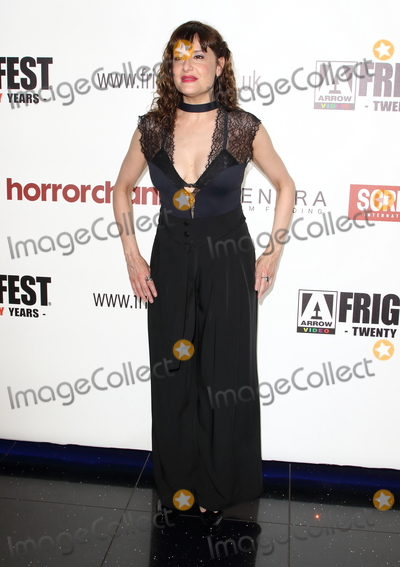 Agustina Cervino Photo - LondonUK   Agustina Cervino   at  Come To Daddy screening -  FrightFest 2019 Opening Night at the Cineworld Empire 22nd August 2019 RefLMK73-S2755-230819Keith MayhewLandmark Media WWWLMKMEDIACOM