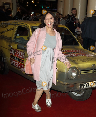 Arlene Phillips Photo - London UK Arlene Phillips at Only Fools and Horses Press night at the Theatre Royal Haymarket London on Tuesday February 19th 2019Ref LMK73-J4377-200219Keith MayhewLandmark Media WWWLMKMEDIACOM