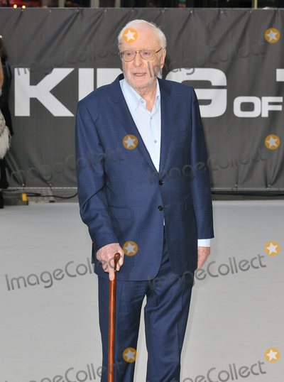 Sir Michael Caine Photo - London UK Sir Michael Caine   at King of Thieves World Premiere at Vue West End Leicester Square London on Wednesday 12 September 2018Ref LMK315-S1740-130918Can NguyenLandmark MediaWWWLMKMEDIACOM