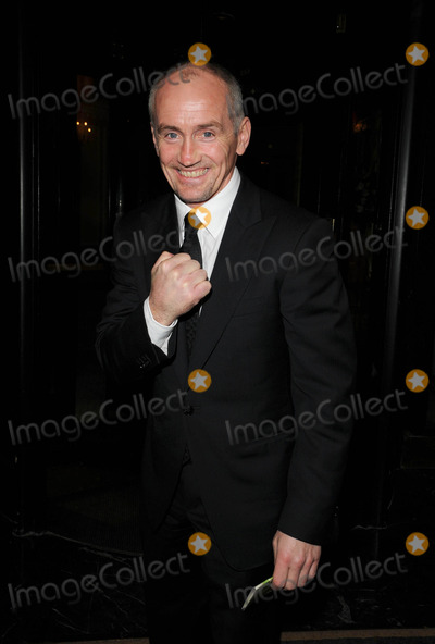 Barry McGuigan Photo - London UK Barry McGuigan at the annual St Patricks Day Mayors Dinner held at the Dorchester Hotel15 March 2008Can NguyenLandmark Media