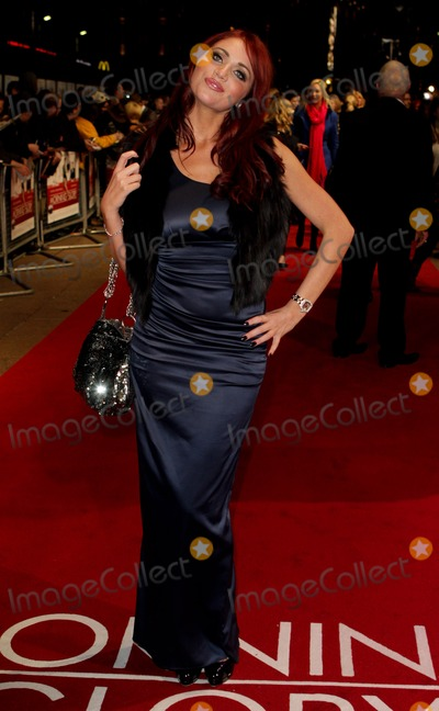 Amy Childs Photo - London UK  110111Amy Childs  at the UK premiere of the film Morning Glory at the Empire Leicester Square London11 January 2011EIMALandmark Media