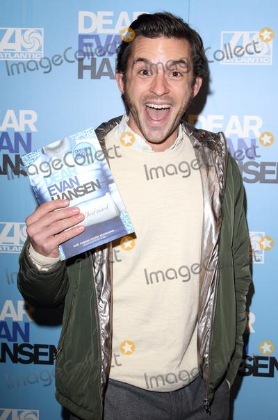 Jonathan Bailey Photo - London UKJonathan Bailey at Dear Evan Hansen opening night at the Noel Coward Theatre St Martins Lane London on November 19th 2019 Ref LMK73-J5830-201119Keith MayhewLandmark MediaWWWLMKMEDIACOM