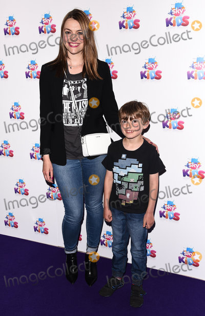 Kate Ford Photo - London UK Kate Ford and Otis Connerty at The Sky Kids Cafe Launch Party held at The Vinyl Factory Marshall Street London on Sunday 29 May 2016 Ref LMK392-60616-300516Vivienne VincentLandmark Media WWWLMKMEDIACOM