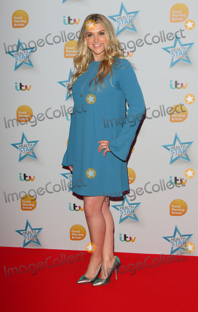 Anna Williamson Photo - London UK Anna Williamson at Good Morning Britain Health Star Awards at Rosewood London on April 24th 2017Ref LMK73-J228-250417Keith MayhewLandmark MediaWWWLMKMEDIACOM