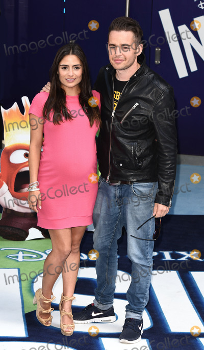 Anna Lee Photo - London UK Layla Anna-Lee and Joe Hurd at Disneys Inside Out UK Gala Screening at Odeon Leicester Square London on Sunday 19 July 2015Ref LMK392 -51773-220715Vivienne VincentLandmark Media WWWLMKMEDIACOM