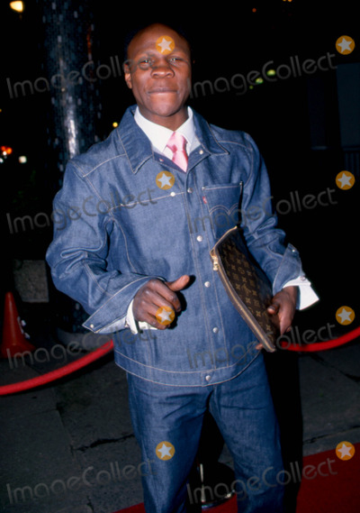 Chris Eubanks Photo - LondonChris Eubank at the BBC Sports Personality of the Year AwardsDecember 10th 2000Picture by Eric BestLandmark Media