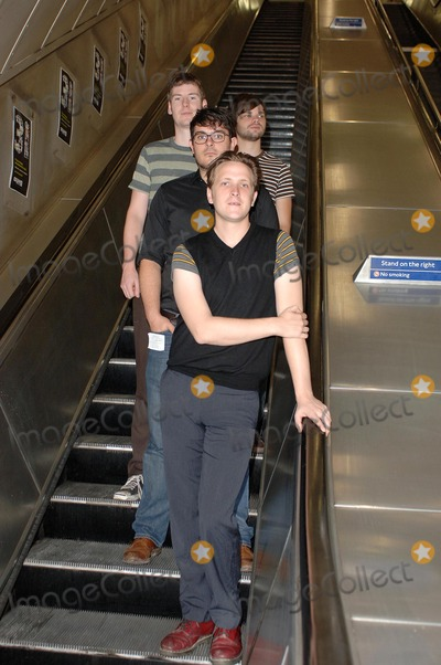 The Futureheads Photo - London UK New wave indie band from Sunderland The Futureheads perform three tracks acoustic set to mark the launch of OXJAM a series of music events across the country which runs from the 1st to the 31st of  October  The photocall took place at Charing Cross underground station 25th August 2006  Ali KadinskyLandmark Media