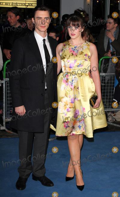 Alexandra Roache Photo - London UK 040112Harry Lloyd and Alexandra Roach at the UK premiere of the film The Iron Lady held at the BFI Southbank4 January 2012Keith MayhewLandmark Media
