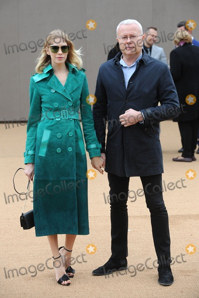 Alexander Lebedev Photo - London UK Elena Perminova and Alexander Lebedev  at Burberry Prorsum   AutumnWinter 2015 Fashion Show during London Fashion Week 23rd February 2015Ref LMK200-50543-230215Landmark MediaWWWLMKMEDIACOM
