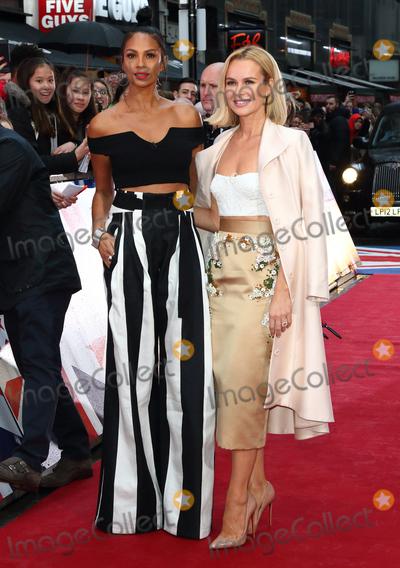 Amanda Holden Photo - London UK Alesha Dixon and Amanda Holden  at Britains Got Talent photocall held at The London Palladium Argyll Street London on Sunday 29 January 2017Ref LMK73-62720-290117Keith MayhewLandmark Media  WWWLMKMEDIACOM