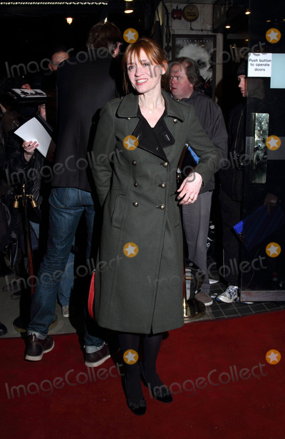 Anne Marie Duff Photo - London UK  Anne Marie Duff at the Opening Night of Macbeth at the Trafalgar Studios Whitehall London 22nd February  2013Keith MayhewLandmark Media