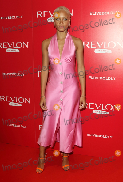 Adwoa Aboah Photo - London UK Adwoa Aboah at LFW ss 2019 Adwoa Aboah x Revlon - Live Boldly Party at Jack Solomons Club Gt Windmill Street London on September 18th 2018Ref LMK73-J2625-190918Keith MayhewLandmark MediaWWWLMKMEDIACOM