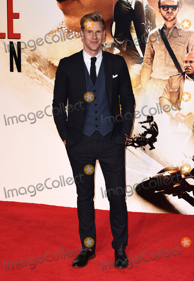 Craig Stevens Photo - LondonUK  Craig Stevens  at  Mission ImpossibleRogue Nation exclusive screening at BFI Imax Waterloo London 25th July 2015 Ref LMK392 -51906-260715Vivienne VincentLandmark Media WWWLMKMEDIACOM