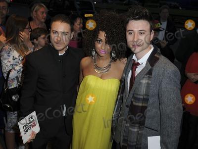 Carl Au Photo - London UK Carl Au Adiza Shardow  Shane OMeara  at The TV Choice Awards 2013 at the Dorchester Hotel in London UK 9th September 2013Ref LMK386-45211-100913Gary MitchellLandmark Media WWWLMKMEDIACOM