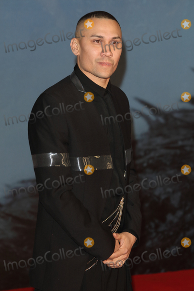 The Black EYED PEAS Photo - LondonUK Taboo from the Black Eyed Peas (Jaime Luis Gomez) at the UK Premiere of  The Revenant  at the Empire Leicester Square 14th January 2016 Ref LMK73-59128-150116Keith MayhewLandmark Media WWWLMKMEDIACOM