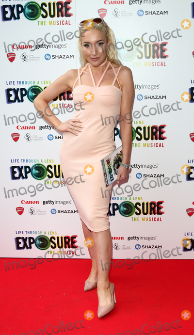 Alexis Knox Photo - LondonUK  Alexis Knox  at Exposure the Musical Life Through a Lens Gala performance at the St James Theatre London 4th August 2016 RefLMK73-61248-050816  Keith MayhewLandmark Media WWWLMKMEDIACOM