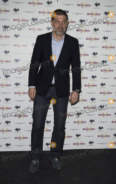 Genesis Photo - London UK Slaven Bilic  at  the UK Premiere of Iron Men at the Mile End Genesis Cinema on March 2nd 2017 in London EnglandRef LMK386-63058-030317Gary MitchellLandmark Media WWWLMKMEDIACOM