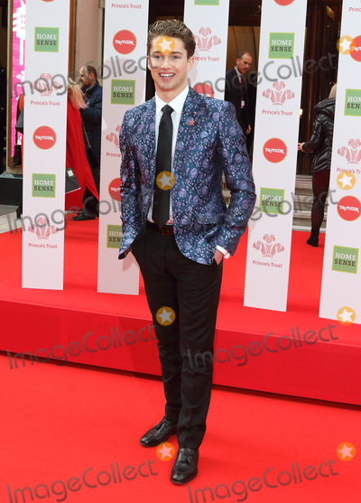 AJ Pritchard Photo - LondonUK  AJ Pritchard  at The Princes Trust TK Maxx and Homesense Celebrate Success Awards at The London Palladium Argyll Street London 13th March 2019RefLMK73-S2280-140319Keith MayhewLandmark MediaWWWLMKMEDIACOM