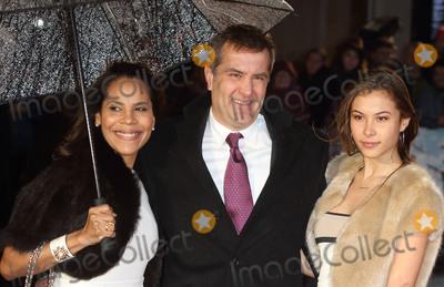 Damian Jones Photo - London UK Damian Jones and family at Dads Army  World Premiere at the Odeon Leicester Square London England 26th January 2016 Ref LMK73-58787-270116Keith MayhewLandmark Media WWWLMKMEDIACOM