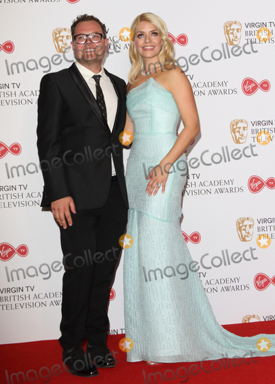 Alan Carr Photo - London UK Alan Carr and Holly Willoughby at Virgin TV British Academy Television Awards - Winners Room - at the Royal Festival Hall South Bank London on May 14th 2017Ref LMK73-J279-150517Keith MayhewLandmark Media WWWLMKMEDIACOM