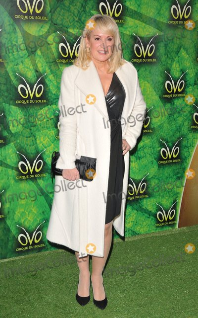 Cirque du Soleil Photo - London UK  100118Nicki Chapman at the OVO by Cirque du Soleil press night Royal Albert Hall Kensington Gore10 January 2018Ref LMK315-MB1099-120118Can NguyenLandmark MediaWWWLMKMEDIACOM