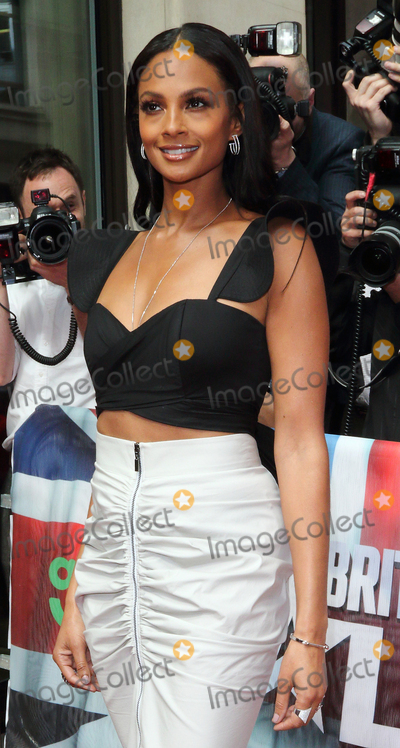 Alesha Dixon Photo - LondonUK  Alesha Dixon at the Britains Got Talent Press Launch at the May Fair Hotel Stratton Street  12th April 2017RefLMK73-S161-130417Keith MayhewLandmark MediaWWWLMKMEDIACOM