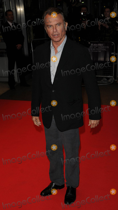Sam Neill Photo - LondonUK Sam Neill  at  the   premiere of  his film  Dean Spanley  Odeon West End London Film Festival 17th October 2008Can NguyenLandmark Media