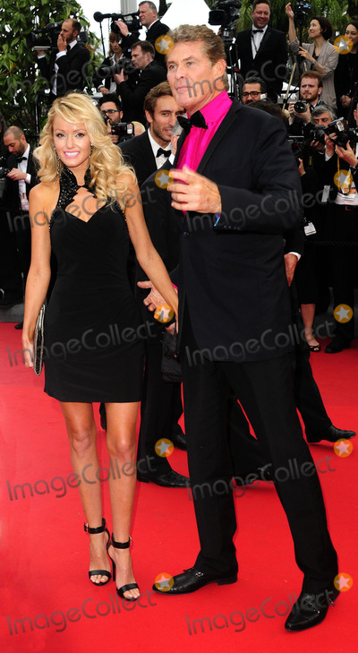 Hayley Roberts Photo - Cannes FranceDavid Hasselhoff and Hayley Roberts    at the Opening Ceremony Gala premiere of  The Great Gatsby at  the 66th Cannes Film Festival  15th May 2013RefLMK92-42172-170513SYDLandmark MediaWWWLMKMEDIACOM
