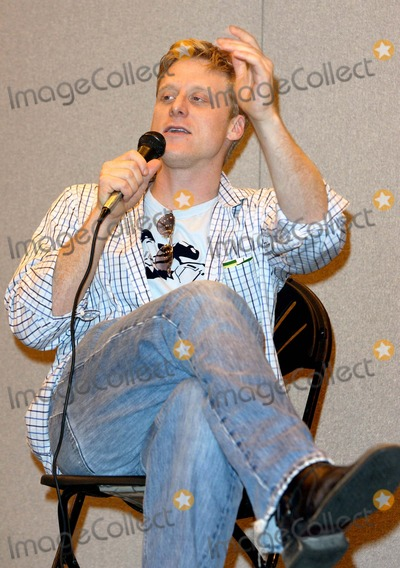 Alan Tudyk Photo - London Alan Tudyk at the London Film and Comic Convention held at Earls Court2 July 2006Keith MayhewLandmark Media