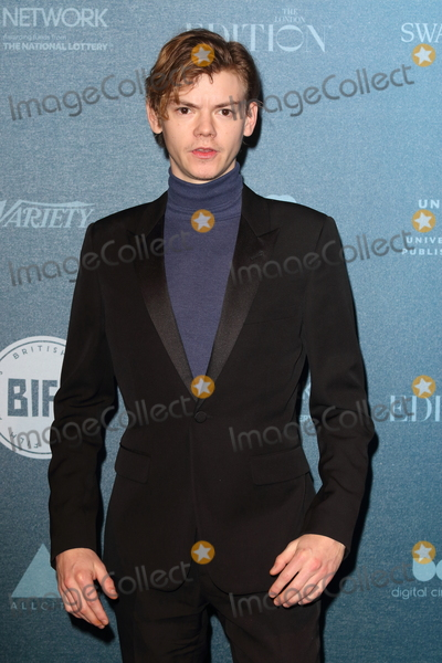 Thomas Sangster Photo - London UK Thomas Sangster at British Independent Film Awards at Old Billingsgate London on Sunday 10 December 2017Ref LMK73-J1281-111217Keith MayhewLandmark MediaWWWLMKMEDIACOM