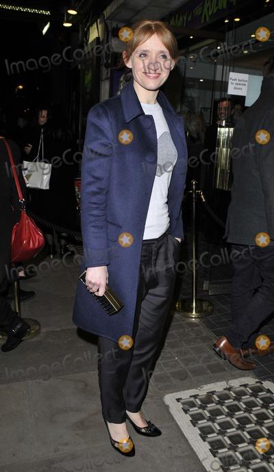 Anne Marie Duff Photo - London UK  280115Anne-Marie Duff   at  The Ruling Class gala night held at Trafalgar Studios Whitehall28 January 2015Ref LMK315-50484-290115Can NguyenLandmark MediaWWWLMKMEDIACOM