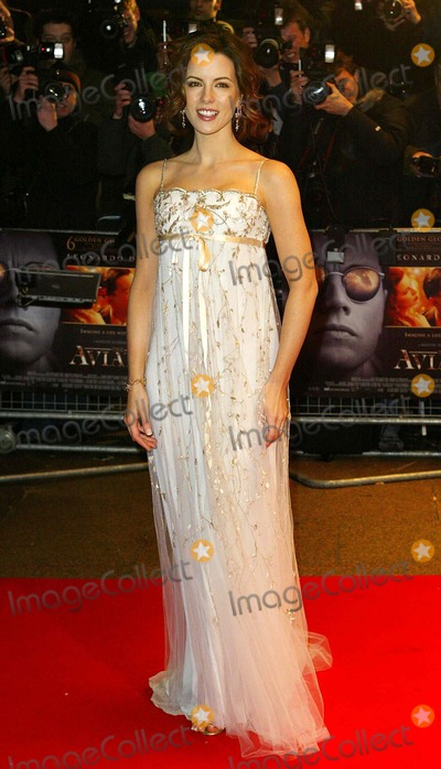 Ava Gardner Photo - London Kate Beckinsale (Ava Gardner in the new movie) at the European premiere of The Aviator at the Odeon Leicester Square19 December 2004Jenny RobertsLandmark Media