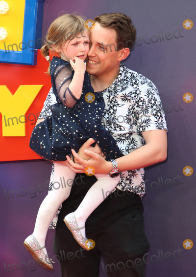 Chris Stark Photo - London UK  Chris Stark at European Premiere of Toy Story 4 at Odeon Luxe Leicester Square London on June 16th 2019Ref LMK392-J5061-170619Keith MayhewLandmark Media WWWLMKMEDIACOM