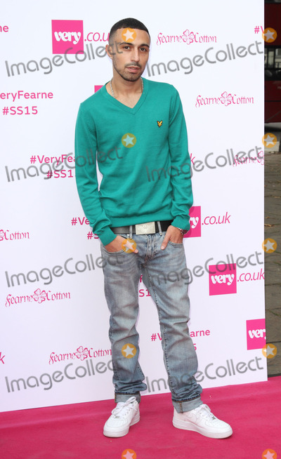 Adam Deacon Photo - London UK Adam Deacon at Fearne Cotton verycouk Fashion Show - arrivals at One Marylebone London on September 11th 2014Ref LMK73-49532-120914Keith MayhewLandmark Media WWWLMKMEDIACOM