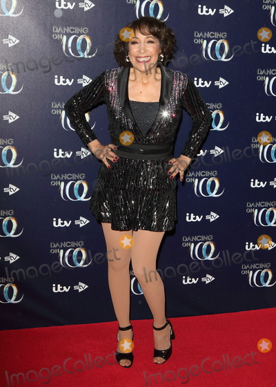 Didi Conn Photo - London UK Didi Conn at Dancing On Ice red carpet launch at the Natural History Museum Ice Rink Kensington London on Tueday December 18th 2018Ref LMK73-J4069-191218Keith MayhewLandmark MediaWWWLMKMEDIACOM
