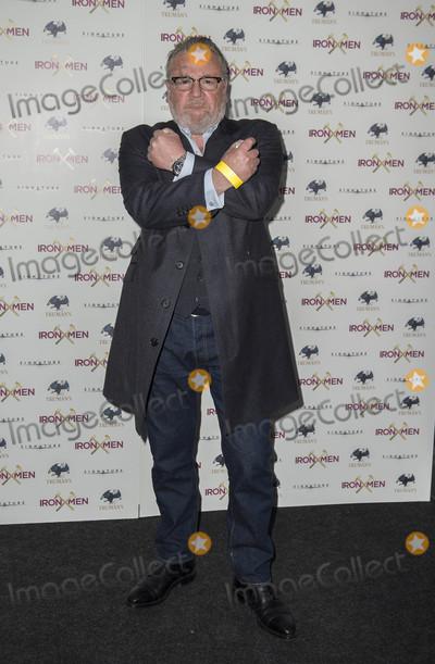 Genesis Photo - London UK Ray Winstone  at  the UK Premiere of Iron Men at the Mile End Genesis Cinema on March 2nd 2017 in London EnglandRef LMK386-63058-030317Gary MitchellLandmark Media WWWLMKMEDIACOM