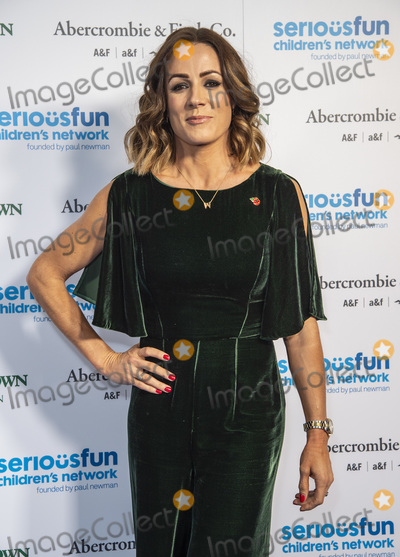 Natalie Pinkham Photo - London UK Natalie Pinkham at he SeriousFun London Gala 2018 at The Roundhouse on November 6 2018 in London England Ref LMK386-J2907-071118Gary MitchellLandmark MediaWWWLMKMEDIACOM