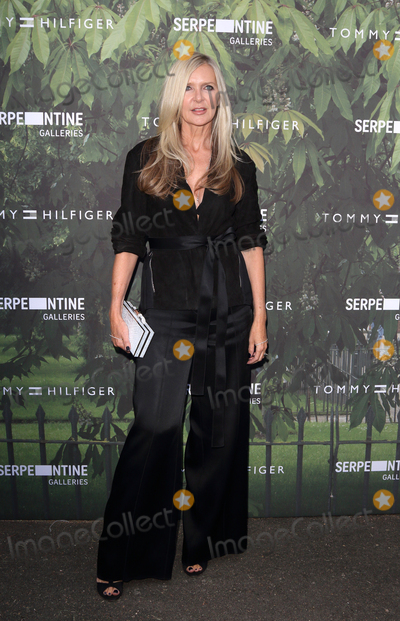 Amanda Wakely Photo - London UK  Amanda Wakely  at The Serpentine Gallery Summer Party at Kensington Gardens London 6th July 2016 Ref LMK73-60819-070716Keith MayhewLandmark Media WWWLMKMEDIACOM
