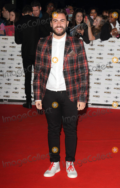 Andrea Faustini Photo - London UK  Andrea Faustini at the  MOBO Awards 2014  held at the SSE Arena Wembley  22nd October  2014 RefLMK73-49878-231014 Keith MayhewLandmark MediaWWWLMKMEDIACOM