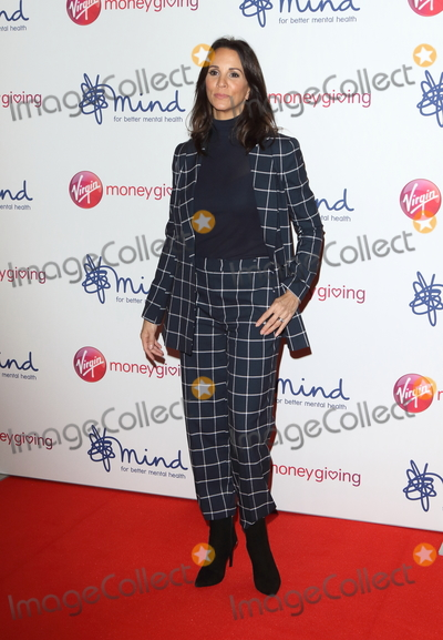 Andrea Mclean Photo - London UK Andrea McLean at Virgin Money Giving Mind Media Awards at the Queen Elizabeth Hall Southbank Centre London on November 29th 2018Ref LMK73-J3053-301118Keith MayhewLandmark MediaWWWLMKMEDIACOM