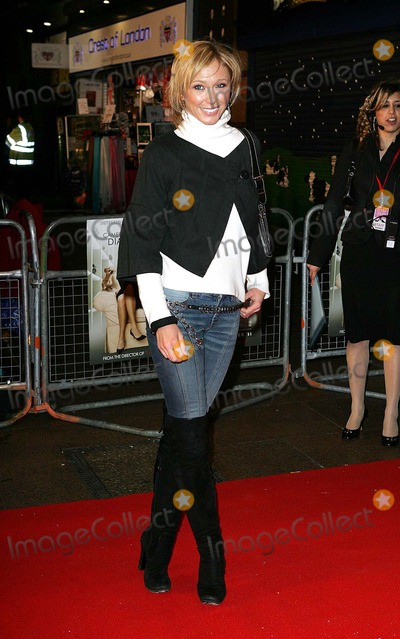 Atomic Kitten Photo - London Natasha Hamilton from Atomic Kitten at the London premiere of the film In Her Shoes held at the Empire cinema Leicester Square7 November 2005Paulo PirezLandmark Media