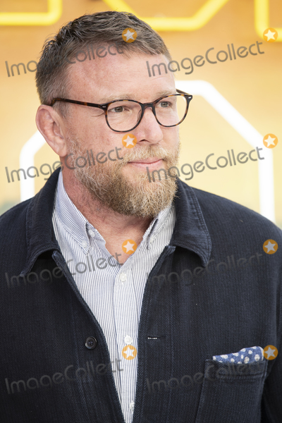 Gary Mitchell Photo - London England Guy Ritchie at  the UK Premiere of Once Upon a Time in Hollywood Odeon Luxe Leicester Square London England 30th July 2019Ref LMK386-J5279-310719Gary MitchellLandmark MediaWWWLMKMEDIACOM