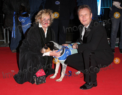 Anthony Head Photo - London UK Anthony Head and Wife at the Collars and Coats Gala Ball to mark the 150th Anniversary of Battersea Dogs and Cats home at Battersea Power Station 25th November 2010Keith MayhewLandmark Media
