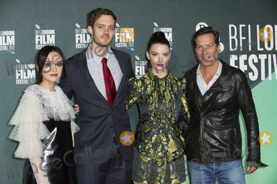 Andrew Duncan Photo - London UK(L-R) Olivia Cooke Cory Finley Anya Taylor-Joy and Andrew Duncan at the International Premiere of Thoroughbreds during the 61st BFI London Film Festival on October 9 2017 in London England Ref LMK386-J881-101017Gary MitchellLandmark MediaWWWLMKMEDIACOM