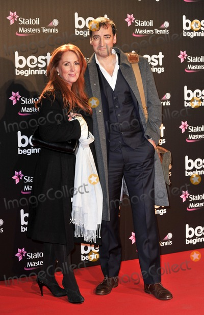 Alister McGowan Photo - London UK Alister McGowan at Statoil Masters Tennis Red Carpet Arrivals at Royal Albert Hall London England 4th December 2013Ref LMK386-46114-051213Gary MitchellLandmark Media WWWLMKMEDIACOM