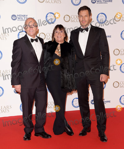 Hilary Alexander Photo - London UK Nicky Johnston Hilary Alexander and Paul Sculfor at Battersea Dogs and Cats Homes Annual Collars and Coats Gala Ball at Battersea Evolution Battersea Park London on Thursday 12 November 2015Ref LMK392-58671-131115Vivienne VincentLandmark Media WWWLMKMEDIACOM Lizzie Cundy