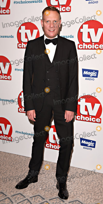 Anthony Cotton Photo - London UK Anthony Cotton at The TV Choice Awards held at The Dorchester Hotel London on Monday 10 September 2018Ref LMK392-J2580 -110918Vivienne VincentLandmark Media WWWLMKMEDIACOM
