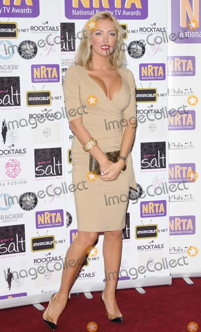 Aisleyne Horgan-Wallace Photo - London UK  Aisleyne Horgan-Wallaceat  the National Reality TV Awards Porchester Hall Porchester Rd London 30th August 2012  Can NguyenLandmark Media